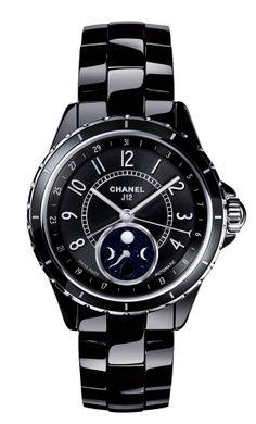 Reloj, de #Chanel #watch