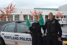 Four Portland Police officers have something in common -- they have each received life-saving organ transplants. Donate Life NW: this is a wonderful story!!!