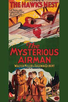 The Hawk's Nest - The Mysterious Airman