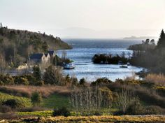 Ireland - Lisloughrey Lodge, County Mayo - On a ten-acre site overlooking the gorgeous Lough Corrib, this 112-year-old lodge (formerly the home of the gamekeeper for next-door Ashford Castle) has been transformed into a hip combination of country house and design hotel.