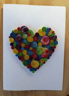 Hey, I found this really awesome Etsy listing at https://www.etsy.com/listing/230061642/paper-quilled-heart-card-5x7