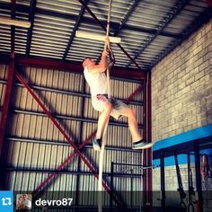 Trent giving Rich Froning a run for his money crushing these legless rope climbs! Now that's strength! @devro87 @THE WOD LIFE #crossfit #crossfitgames #thewodlife #thewodlifeau #crossfitaustralia #ropeclimb #legless #strength #determination #training Read more at http://web.stagram.com/n/thewodlife/?npk=524097129725645811_358876619#6WEkVCg1XEtkbAfP.99