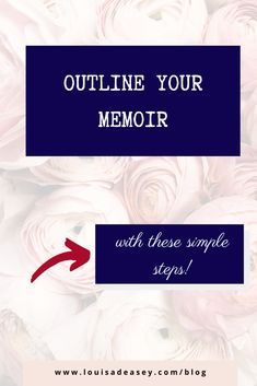 Learn how to write an outline for your true story with these simple steps! #writingtips #writingprompts #memoir #nonfiction #creativenonfiction