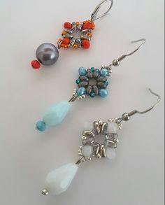 Beaded Bracelets, Drop Earrings, Jewelry, Fashion, Earrings, Moda, Jewels, Fashion Styles, Pearl Bracelets