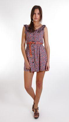 Loreak Mendian.... i els seus vestidets. Rompers, Boutique, My Style, Dresses, Fashion, Interiors, Vestidos, Moda, Fashion Styles