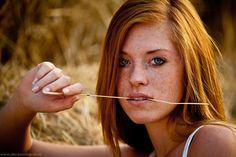 i like my freckles by derjoschigraf.deviantart.com on @DeviantArt