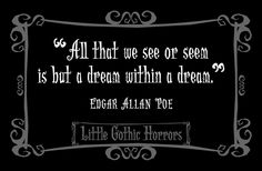 Little Gothic Horrors