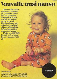 70-luvulta, päivää !: Nanso - 1974