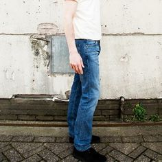 MUDjeans_Mens-Jeans-Authentic. Buy #mudjeans #fashion #jeans #sustainable at www.tomtoy.nl