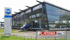 The garage I always remember from the drive to Enschede - Peterman Oldenzaal. www.peterman.nl