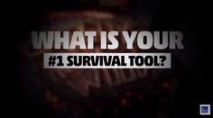 You Asked, Creek Answered - What is Your #1 Survival Tool? Tune in Sunday's at 9pm ET on The Weather Channel.