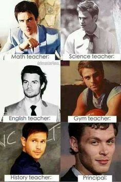 I would go to school everyday