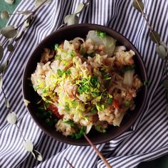 This one-pot salmon rice is the definition of umami. Seafood lovers are going to go crazy for this dish!