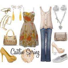 Caitlin Spring.