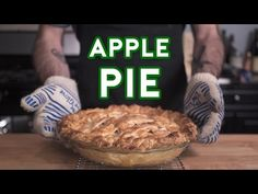 Binging with Babish - How to Make Apple Pie - YouTube