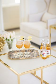Stella Artois Cidre Bellini - @StellaArtois Fashionable Hostess | Fashionable Hostess