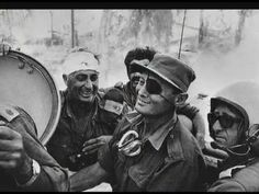 Gen. Moshe Dayan, Six-Day War.