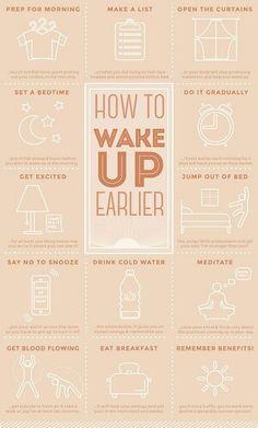 Miten herätä ajoissa kouluaamuisin