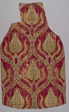 Ottoman Sephardim: Paisley is Not Period: A Look at Ottoman Textile Motifs
