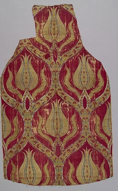 Ottoman Sephardim: Paisley is Not Period: A Look at Ottoman Textile Motifs