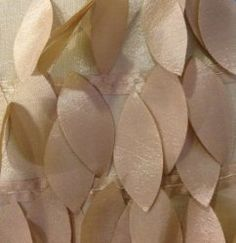 Leaf Jungle - Gold Rental Linen  #PartyMosaic