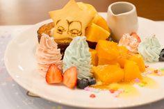 """Wish upon the Twin Stars; New Menus at PARCO Shibuya """"Kiki & Lala Cafe"""""""