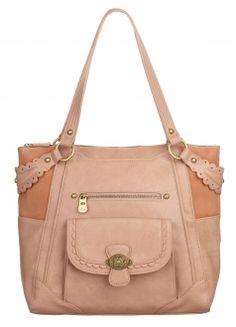Nica Anika Tote Handbag Mink