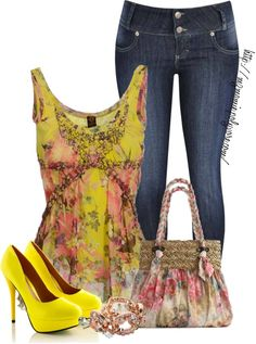 """""""Untitled #755"""" by mzmamie on Polyvore"""