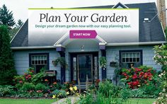 Welcome to Plan-a-Garden! This easy planning tool will help you design the garden of your dreams. Whether you plan to have a vegetable garden or a perennial flower garden, this landscape planner will make creating an outdoor oasis seem like a breeze. Free Landscape Design, Landscape Design Software, The Plan, How To Plan, Garden Design Plans, Fence Design, Groundhog Day, Landscape Planner, Free Garden Planner