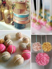 Nicole Rene Design {weddings, events, home decor, fashion & more}: Thursday DIY #1: Jamie's Baby Shower