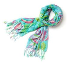 Lilly Pulitzer Murfee Scarf - Ring The Bellboy