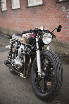 pinterest.com/fra411 #classic #motorbike #55 #Honda #Monkee55 #Motorcycle #Wrenchmonkees