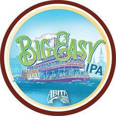 New Untappd Badge: Abita Big Easy IPA