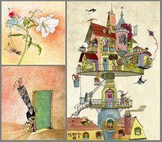 set nenuphar book | Flickr - Photo Sharing!