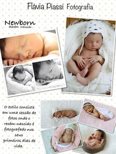 Ensaio newborn por Flávia Piassi Fotografia