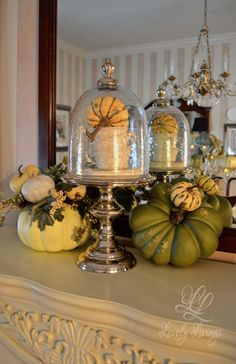 Cloches & Pumpkins :