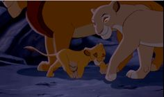 10 Times Simba Was Too Cute to Handle | Oh My Disney | Awww