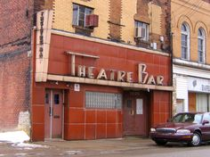 Theatre Bar, McKeesport, Pennsylvania