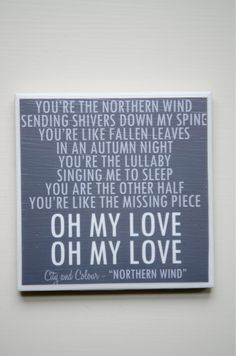 northern wind - city and colour