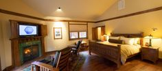 Classic Cabin ‹ Sisters Oregon Romantic Getaway Resort. FivePine Lodge and Conference Center