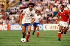 Platini 1982