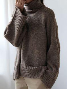 ПоЛеЗнО ВкУсНо УюТнО: Свитер под горло: как носить модный атрибут осени 2017