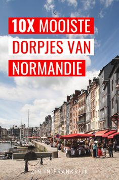 Legendary Probably the most stunning villages of Normandy Informations About De mooiste dorpjes . Aire Camping Car, Weekender, Road Trip Europe, Victorian Gardens, Camping Holiday, Mont Saint Michel, Camper Life, Provence France, Europe Destinations