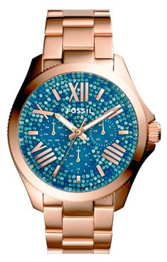 beautiful Fossil watch  http://rstyle.me/n/uzpsipdpe