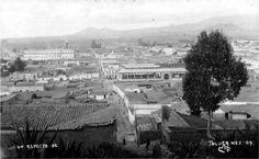 La vista del mercado, más tarde el Cosmovitral