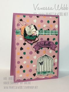 Badges and Banners Bundle - Vanessa Webb, Stampin' Up! Independent Demonstrator Australia - In Store NOW - www.vanessawebb.stampinup.net