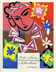 Henri Matisse, Galerie Bordas
