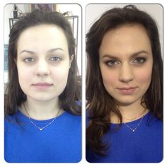 Make up. My girl )