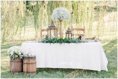 Country Chic Styled Wedding   Virginia Arboretum14