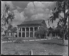 Abandoned plantations | Portrait of a House, excerpts from Absalom, Absalom! - Life Without ...